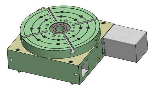 电动分度盘和数控分度盘有什么区别
