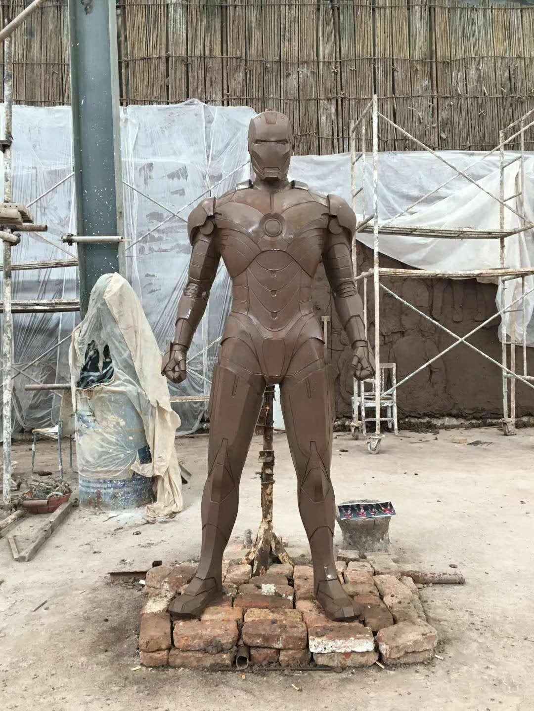 雕塑泥稿案例