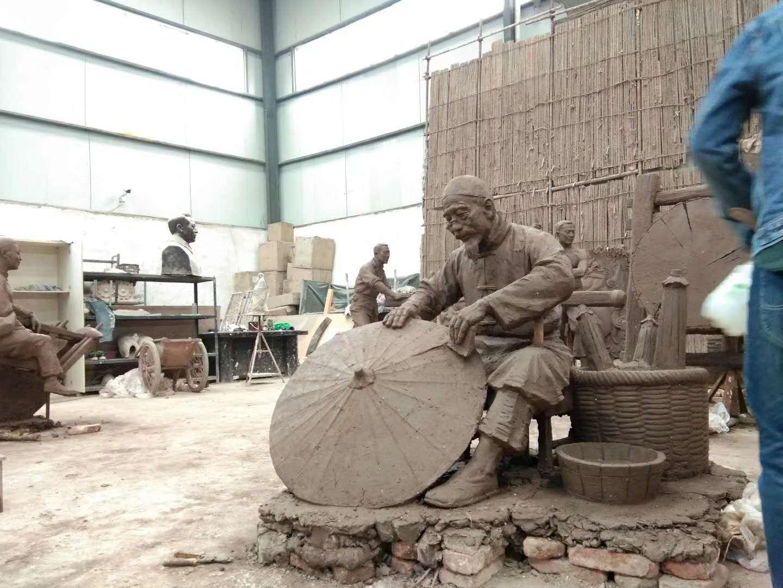泥雕|雕塑教学