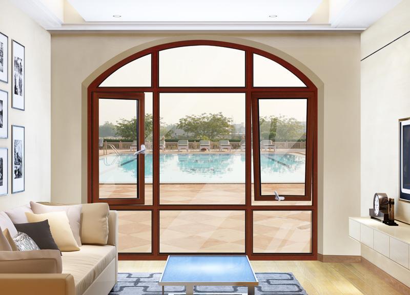 选择铝合金门窗的优势是什么