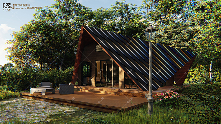 高原民宿设计