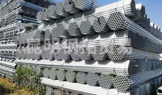 冷鍍鋅鋼管廠家