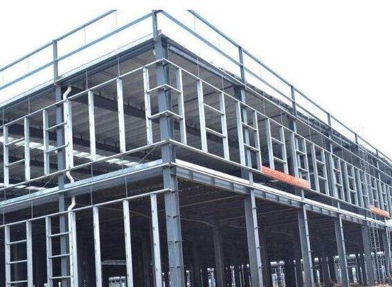 门式钢结构建筑特点及适用范围