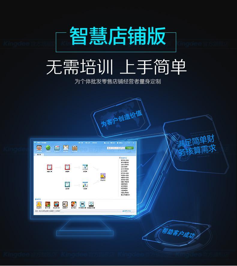 金蝶KIS商贸版二次开发怎么样?它能实现哪些功能?