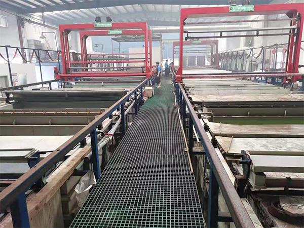 全自动铝氧化生产线加工