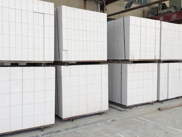 蘭州加氣塊廠家為您分享提高加氣混凝土砌塊質量的措施有什么?