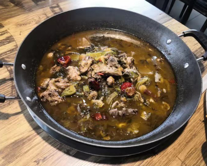 重庆老坛酸菜鸡