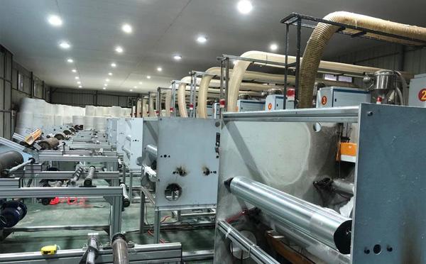 熔喷无纺布设备可以生产哪些东西?