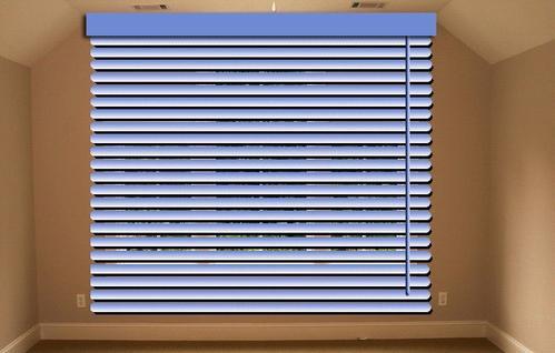 电动铝合金百叶窗