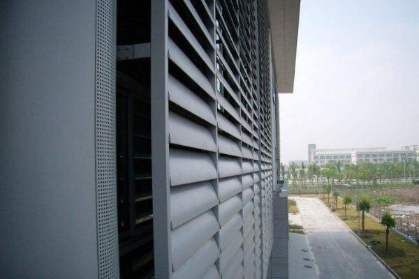 电动铝百叶窗