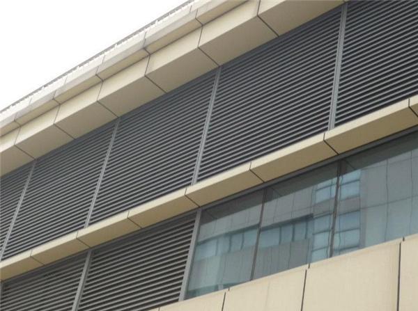 防雨铝合金百叶窗