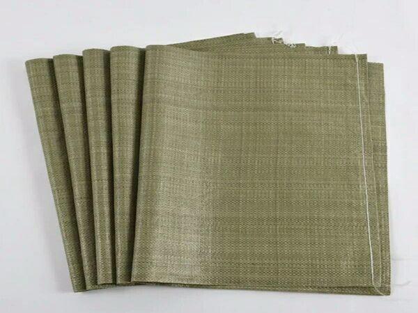 透明编织袋的发展现状: