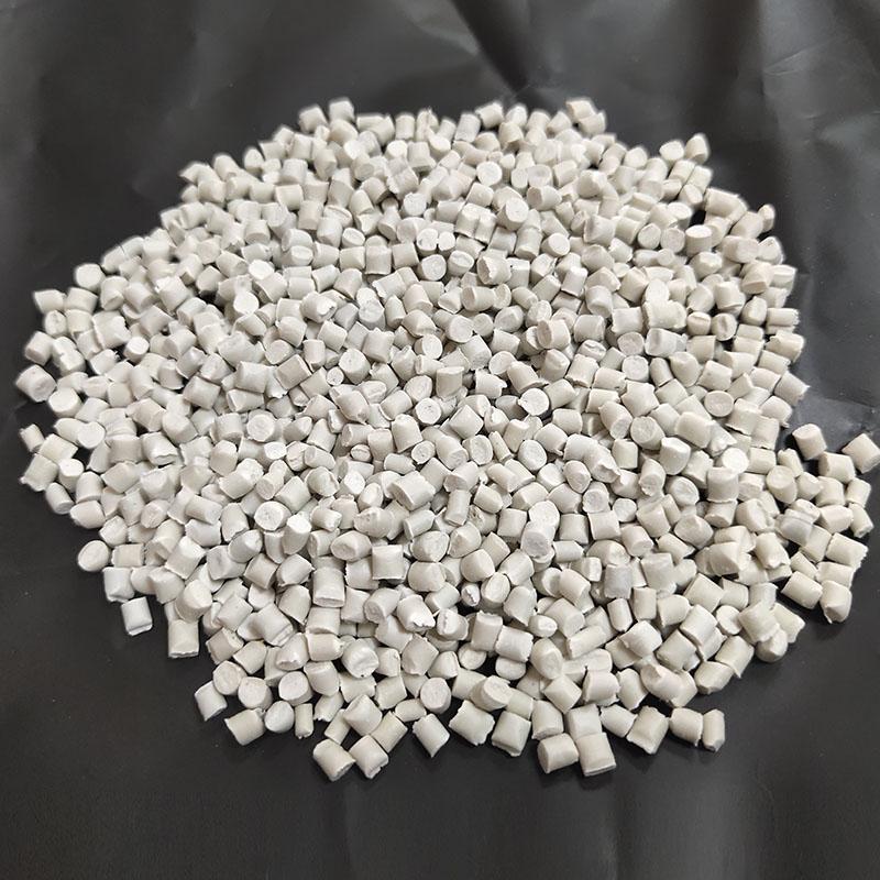 四川PP再生塑料顆粒施工時對管材的抱卡要求