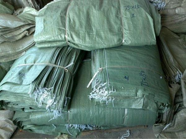 编织袋回收