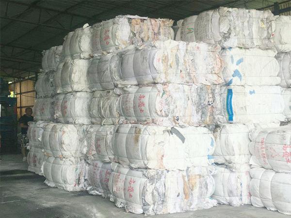 编织袋回收基地(六)