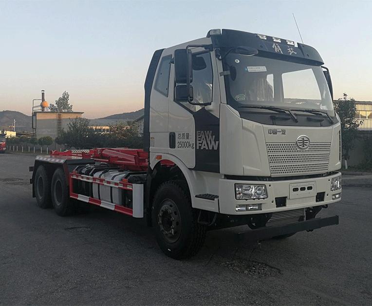THD5251ZXXC6车厢可卸式垃圾车
