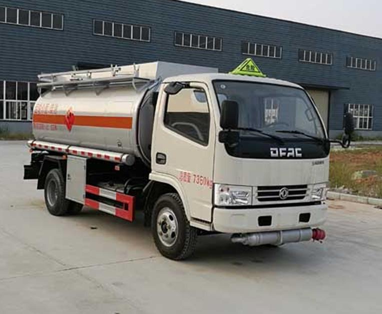 丹凌牌HLL5070GJYE5型加油车