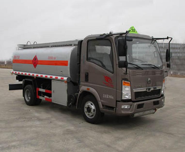 东风HLL5080GJYZ5型加油车