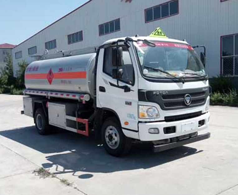 东风HLL5080GJYB5型加油车
