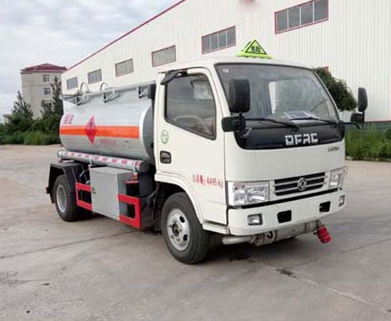 东风HLL5040GJYE5型加油车