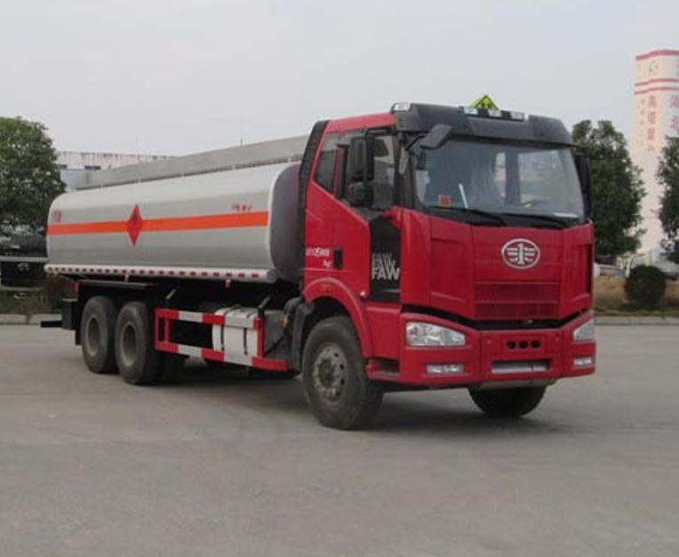 解放HLL5250GYYCA5型运油车