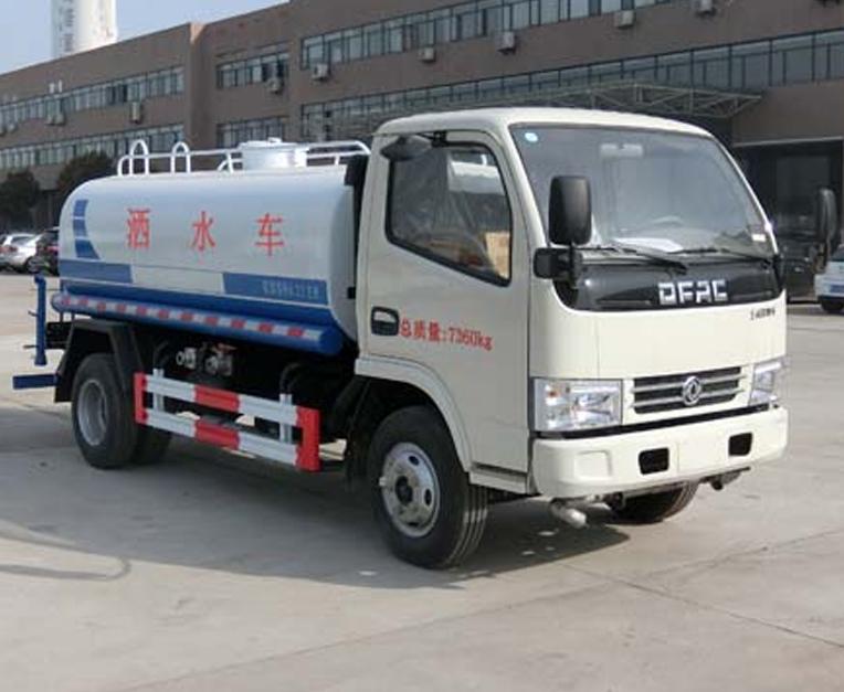 HLL5070GSSE5型洒水车
