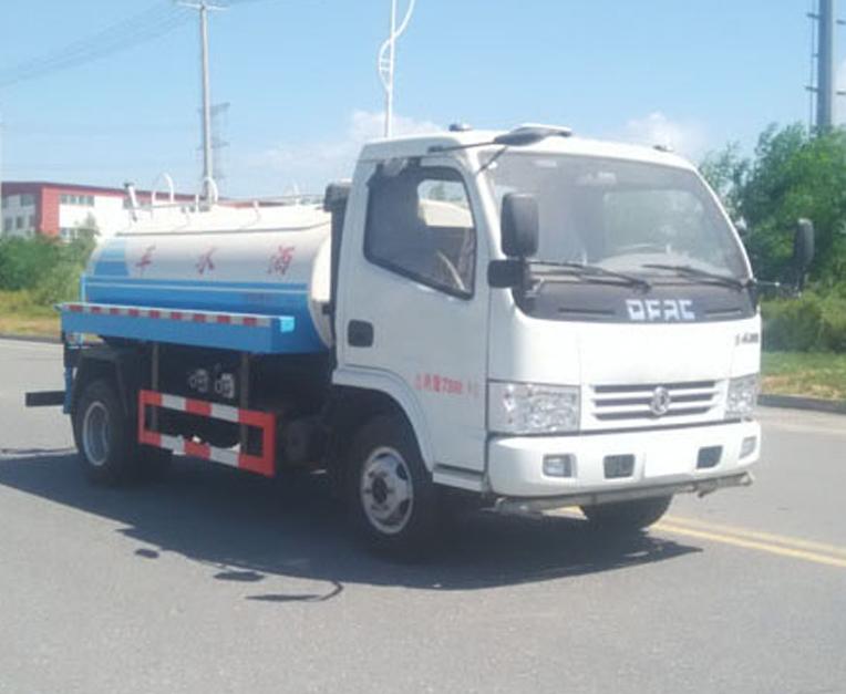 东风HLL5070GSSN5型洒水车
