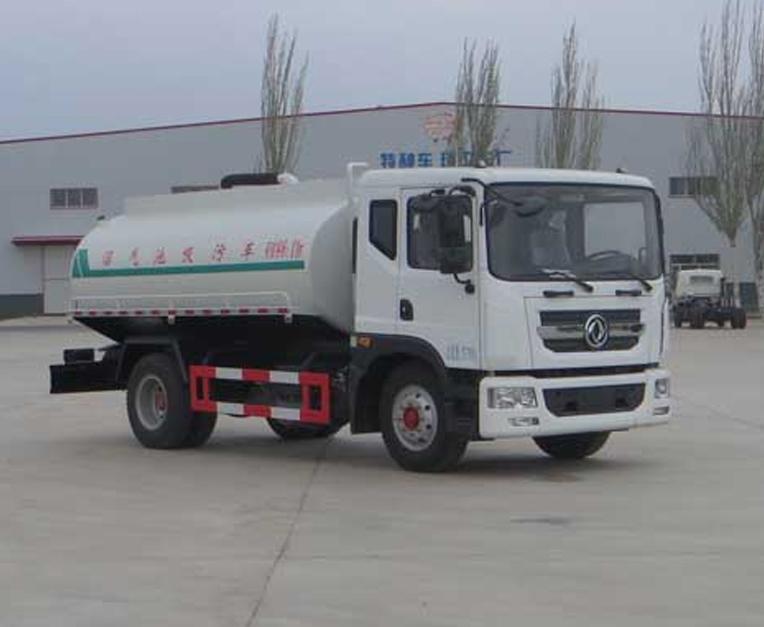 HLN5160GZXE5型沼气池吸污车