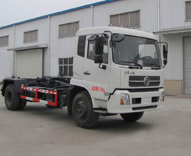 东风HLL5160ZXXD5型车厢可卸式垃圾车