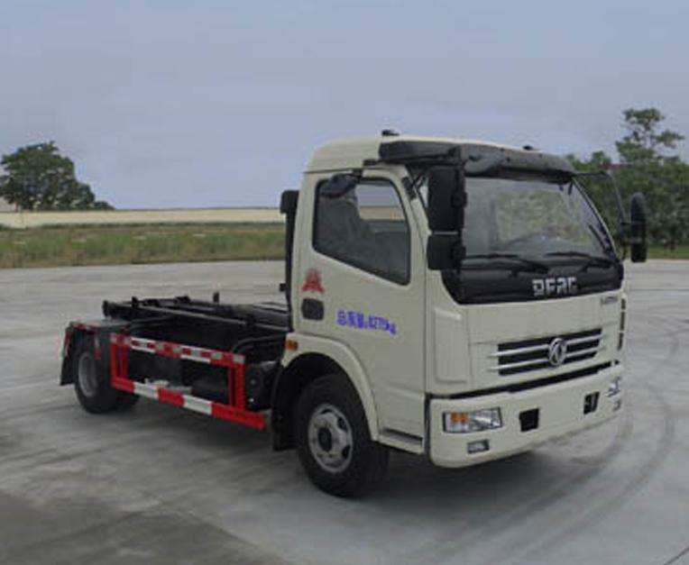 东风HLL5080ZXXE5型车厢可卸式垃圾车