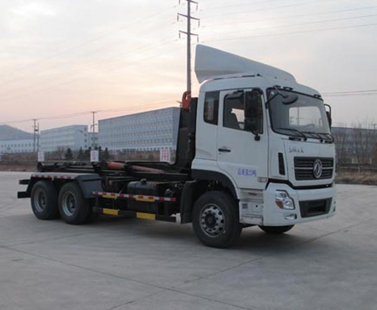 东风HLL5250ZXXD5型车厢可卸式垃圾车