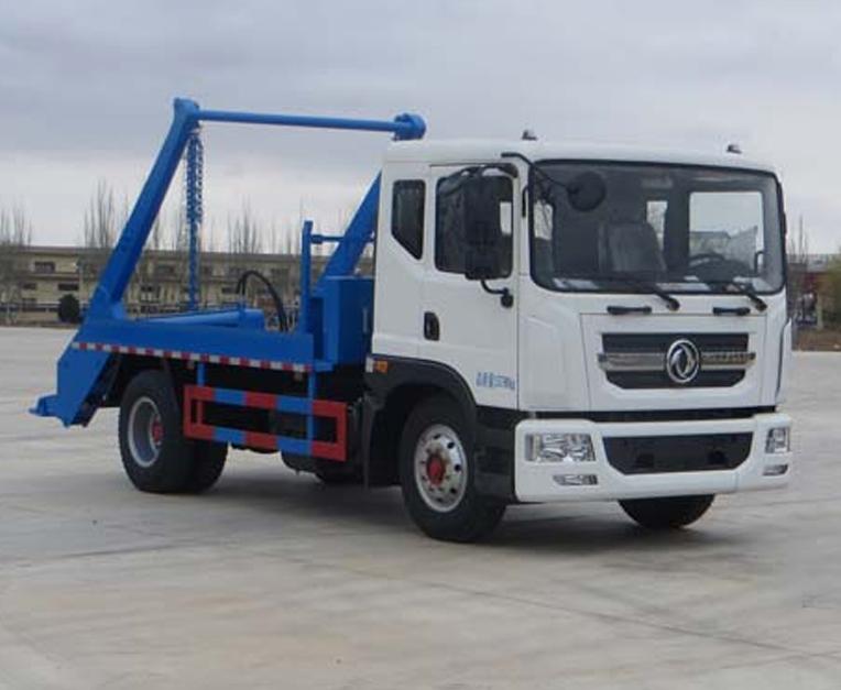 东风HLL5160ZBSE5型摆臂式垃圾车