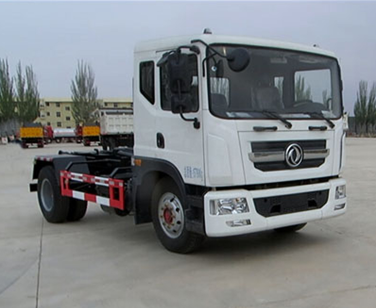 东风HLL5160ZXXE5型车厢可卸式垃圾车