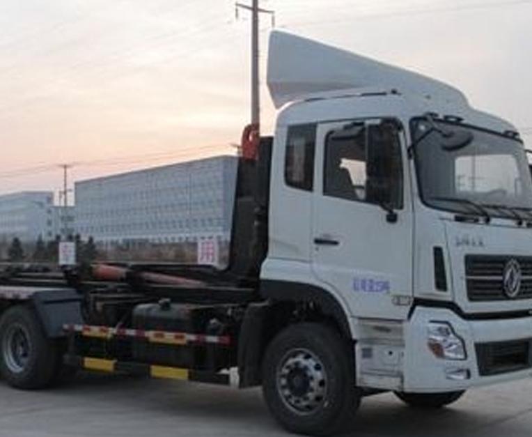 东风HLL5250ZXXD型车厢可卸式垃圾车