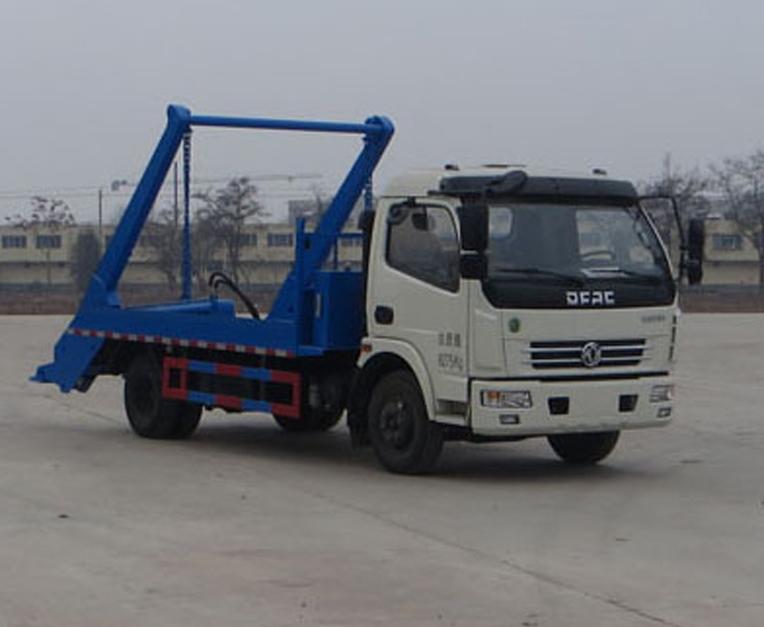 东风HLN5080ZBSE5型摆臂式垃圾车