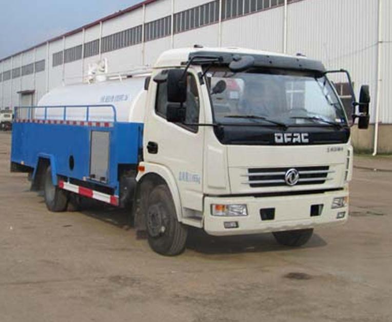 HLQ5111GQWE5型清洗吸污车