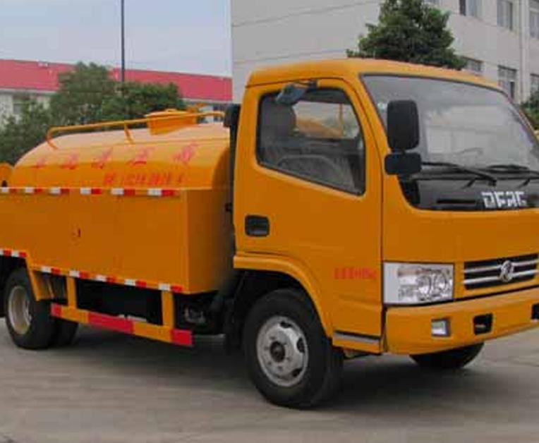 东风SZD5040GQX5型清洗车