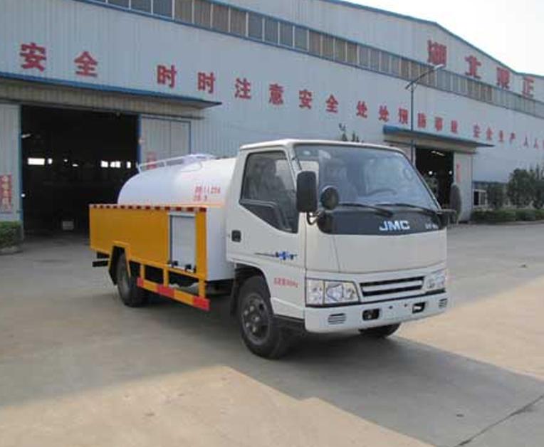 SZD5060GQXJ5型清洗车