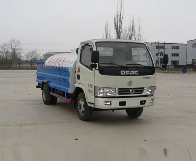 东风HLL5070GQXE5型清洗车