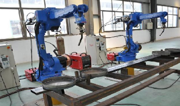 自动焊接机器人