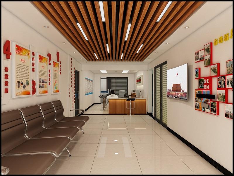 廊坊红石庄园简约风装修设计案例