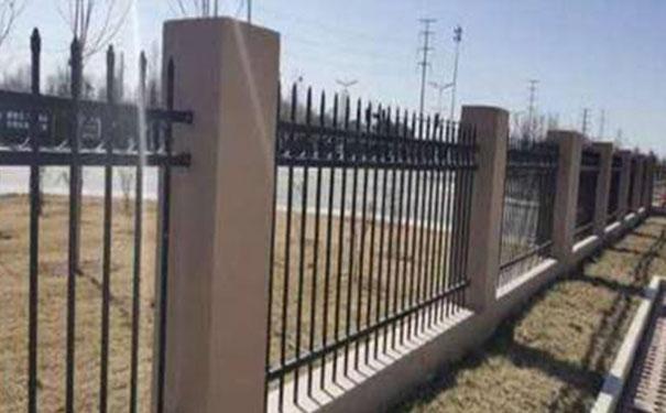 工厂围墙栅栏