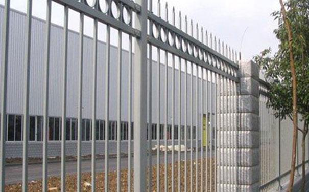围墙防护栅栏