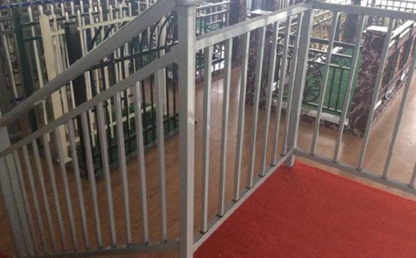 镀锌桥梁栏杆