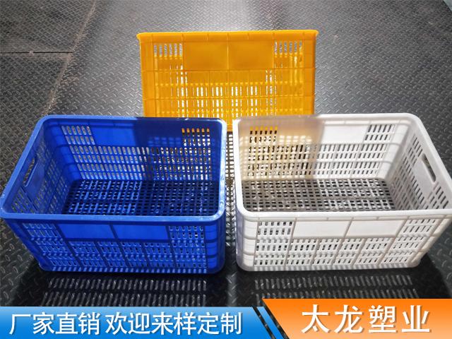 云南塑料周转箱一般都是使用什么材质?塑料周转箱厂家有答案