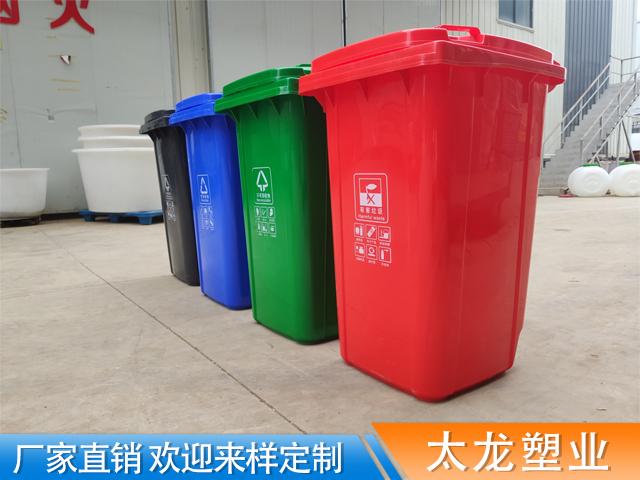 常见的昆明绿色塑料垃圾桶与普通塑料垃圾桶相比都有哪些区别