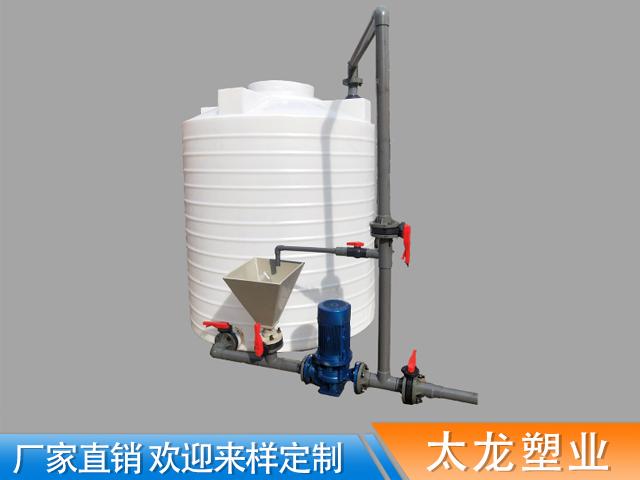 塑料水塔复配系统