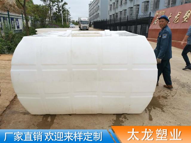 塑料方形运输罐