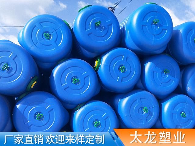 云南蓝色卧式水罐