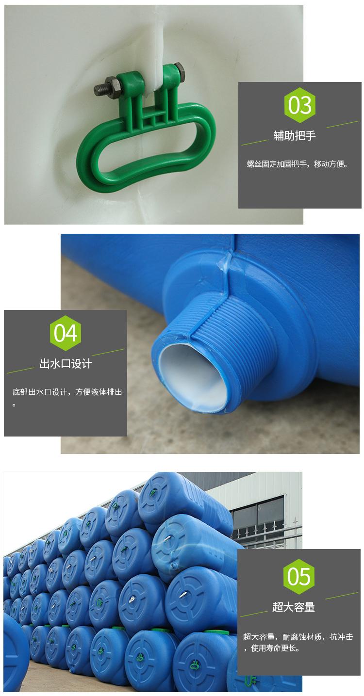 云南圆形卧式储水罐